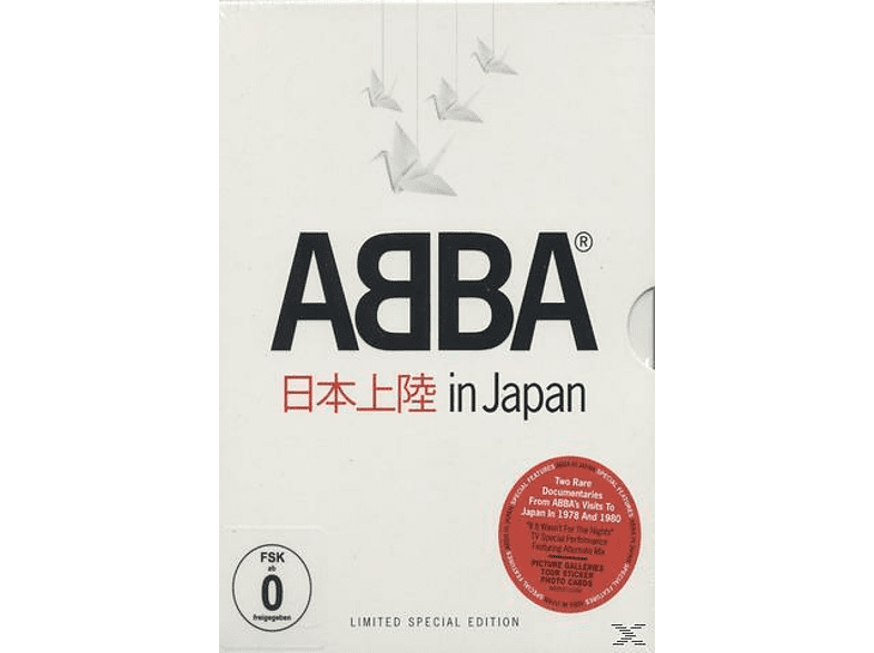 ABBA - In Japan (Deluxe Edition) [DVD]