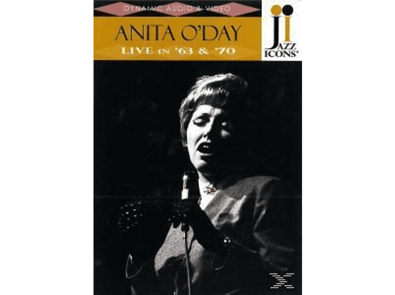 Anita O'Day - Jazz Icons: Anita O'day Live In '63 & '70 [DVD]