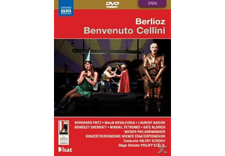 VARIOUS, Wiener Philharmoniker - Benvenuto Cellini  - (DVD)