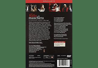 Marcelo Álvarez, Violeta Urmana, Marco Vratogna, Elena Zaremba, Alessandra Marianelli, Chorus And Orchestra Of The Teatro Real - Un Ballo In Maschera  - (DVD)
