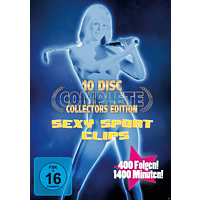 Sexy Sport Clips-Complete 10 [DVD]