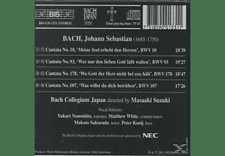 S, Matthew White, Yukari Nonoshita, Makoto Sakurada, Peter Kooij - Sämtliche Kantaten Vol.23  - (CD)