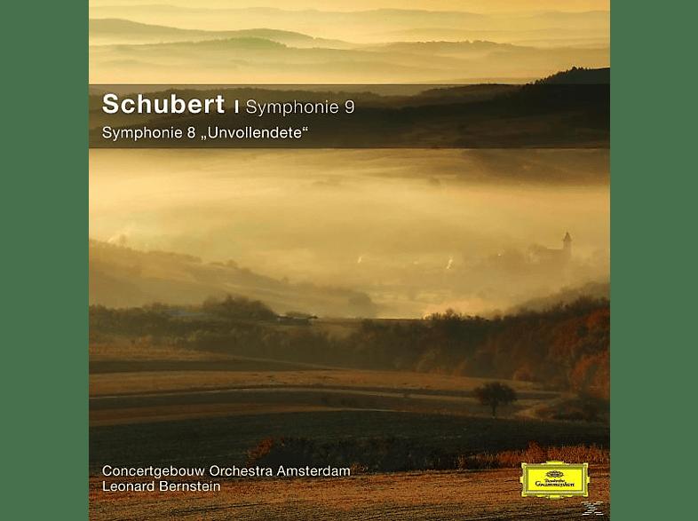 Bernstein, Rcoa, Rcoa/Bernstein - Sinfonien 8, 9 (Cc) [CD]
