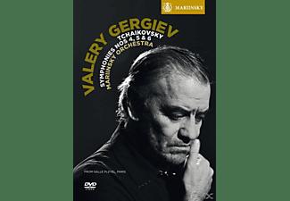 Valery & Mariinsky Orchestra Gergiev, Gergiev/Mariinsky Orchestra - Sinfonien 4-6  - (DVD)