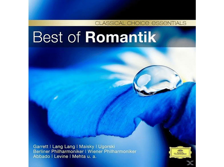 Lang Lang/Maisky/Garrett/Abbado/Järvi/+ - Best Of Romantik (Cc) [CD]