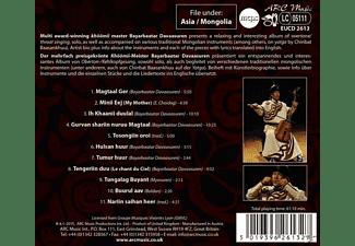 Bayarbaatar Davaasuren - The Art Of Mongolian Khöömii (Throat Singing)  - (CD)