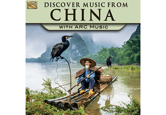 VARIOUS - Discover Music From China-With Arc Music  - (CD)