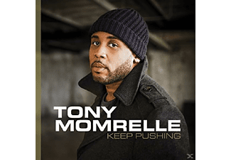 Tony Momrelle - Keep Pushing - (CD)