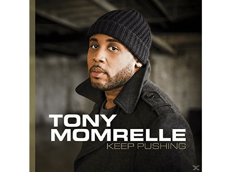 Tony Momrelle - Keep Pushing [CD]