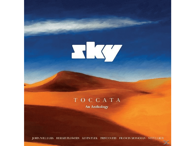 The S.k.y. - Toccata-An Anthology [CD]