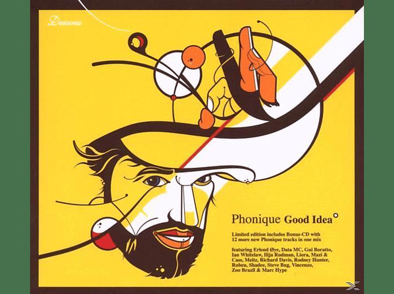 Phonique - Good Idea (Ltd.Ed.) [CD]