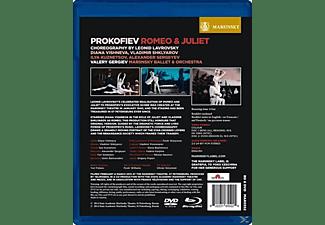 Gergiev/Mariinsky Orch./Vishne - Romeo Und Julia  - (Blu-ray)