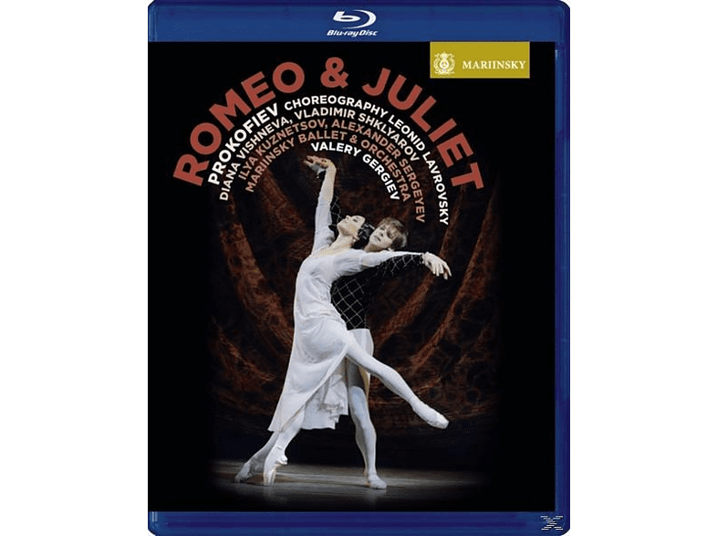 Gergiev/Mariinsky Orch./Vishne - Romeo Und Julia [Blu-ray]