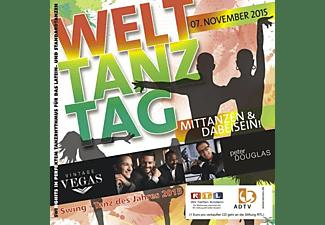 Vintage Vegas, Peter Douglas, Klaus Tanzorchester Hallen - Welttanztag 2015-Mittanzen & Dabeisein  - (CD)