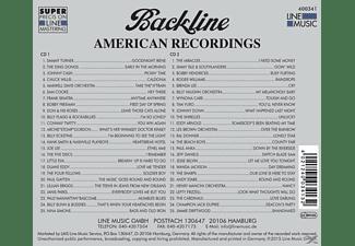 VARIOUS - Backline Vol.341  - (CD)