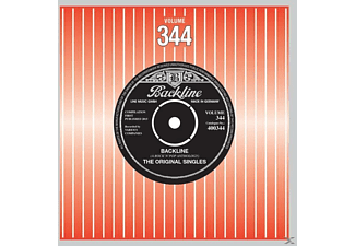 VARIOUS - Backline Vol.344  - (CD)