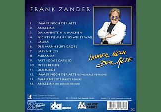 Frank Zander - Immer Noch Der Alte  - (CD)