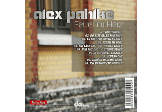Alex Pahlke - Feuer Im Herz  - (CD)