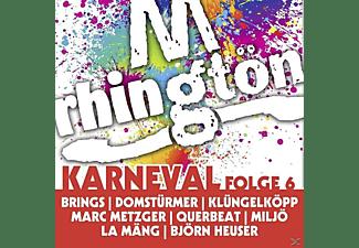 VARIOUS - Rhingtön Karneval Folge 6  - (CD)