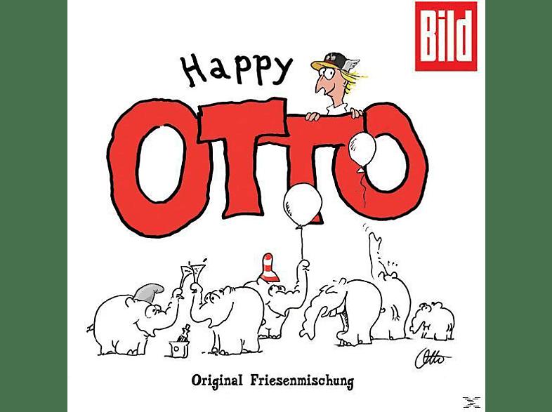 Otto - Happy Otto-Original Friesenmischung [CD]