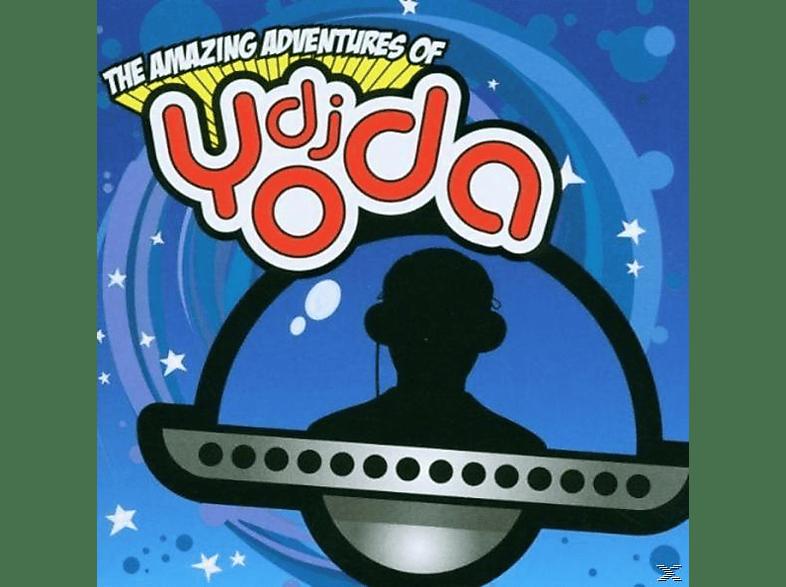 Dj Yoda - The Amazing Adventures Of DJ Y [CD]
