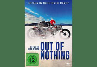 Out of Nothing - Der Traum vom schnellsten Bike der Welt DVD
