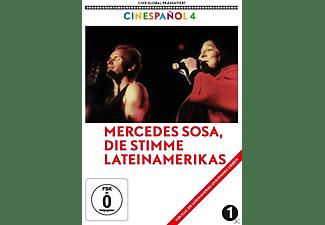 Mercedes Sosa - Die Stimme Lateinamerikas DVD