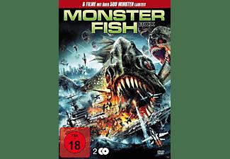 Monster Fish Box DVD