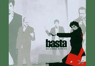 Basta - Wir Kommen In Frieden  - (CD)