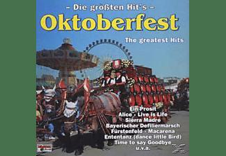 VARIOUS - Oktoberfest-Die Grössten Hits  - (CD)