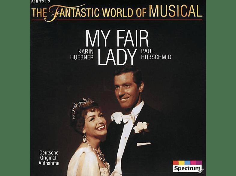Musical, MUSICAL/VARIOUS - My Fair Lady [CD]