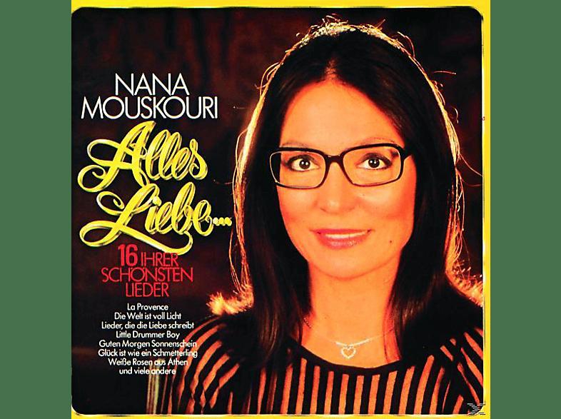 Nana Mouskouri - ALLES LIEBE [CD]