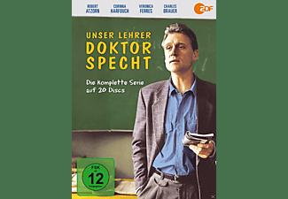 Unser Lehrer Doktor Specht - Die komplette Serie DVD