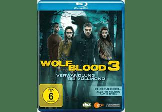 Wolfblood: Verwandlung bei Vollmond - Staffel 3 Blu-ray