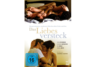 Das Liebesversteck DVD