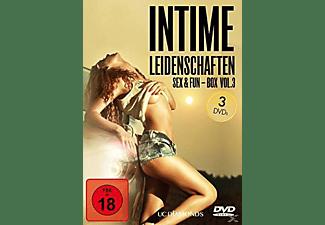 Intime Leidenschaften-Sex & Fun Box Vol.3 DVD