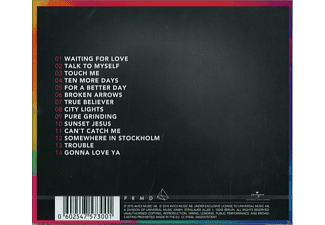 Avicii - Stories  - (CD)