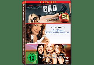 Bad Teacher / Die Hochzeit meines besten Freundes / Super süß und super sexy DVD