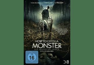 How to Catch a Monster - Die Monster-Jäger DVD