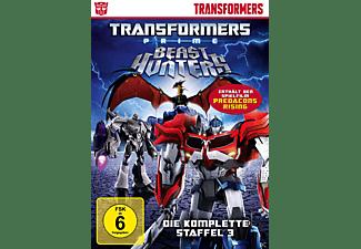 Transformers Prime: Beast Hunters - die komplette Staffel 3 DVD