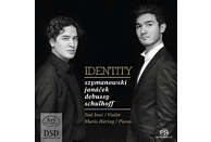 Noé Inui, Mario Häring - Identity [SACD Hybrid]