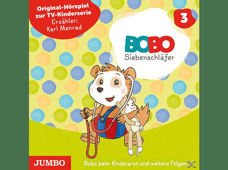 Die ersten Abenteuer von Bobo Siebenschläfer 3 - (CD)