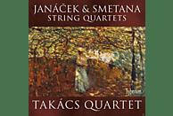 Bedřich Smetana, Takacs Quartet - Streichquartette [CD]