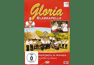 Blaskapelle Gloria - Ein Sommertraum in Mähren  - (DVD)