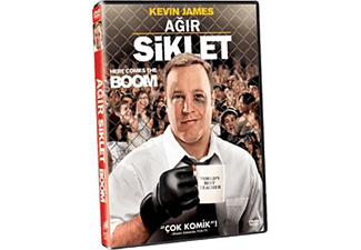 ESEN Here Comes The Boom - Ağır Siklet DVD
