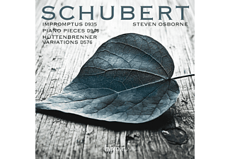 Steven Osborne - Impromptus D 935/Klavierstücke D 946  - (CD)