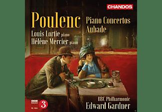 Bbc Philharmonic Conducted - Klavierkonzert S 146/Konzert Für 2 Klaviere S 61  - (CD)