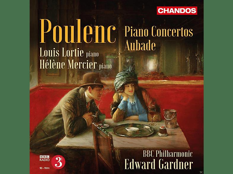 Bbc Philharmonic Conducted - Klavierkonzert S 146/Konzert Für 2 Klaviere S 61 [CD]