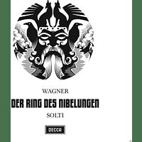 Birgit Nilsson, Christa Ludwig, Hans Hotter, Wiener Philharmoniker, Flagstad Kirsten, James King - Der Ring Des Nibelungen (Ga)+Bonus Cd-Rom [CD + Buch]