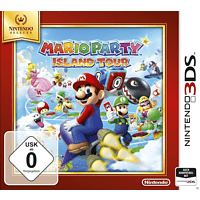 Mario Party: Island Tours (Nintendo Selects) [Nintendo 3DS]